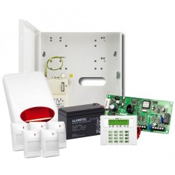 Zestaw alarmowy Versa 5 LCD AQUAx5 SP-5010 7ah