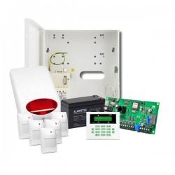 Zestaw alarmowy CA 5   LCD-S AQUAx5 SP-5010 12V 7ah
