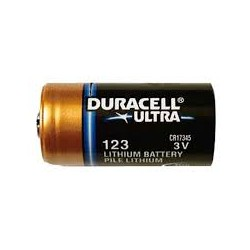 Bateria CR123A